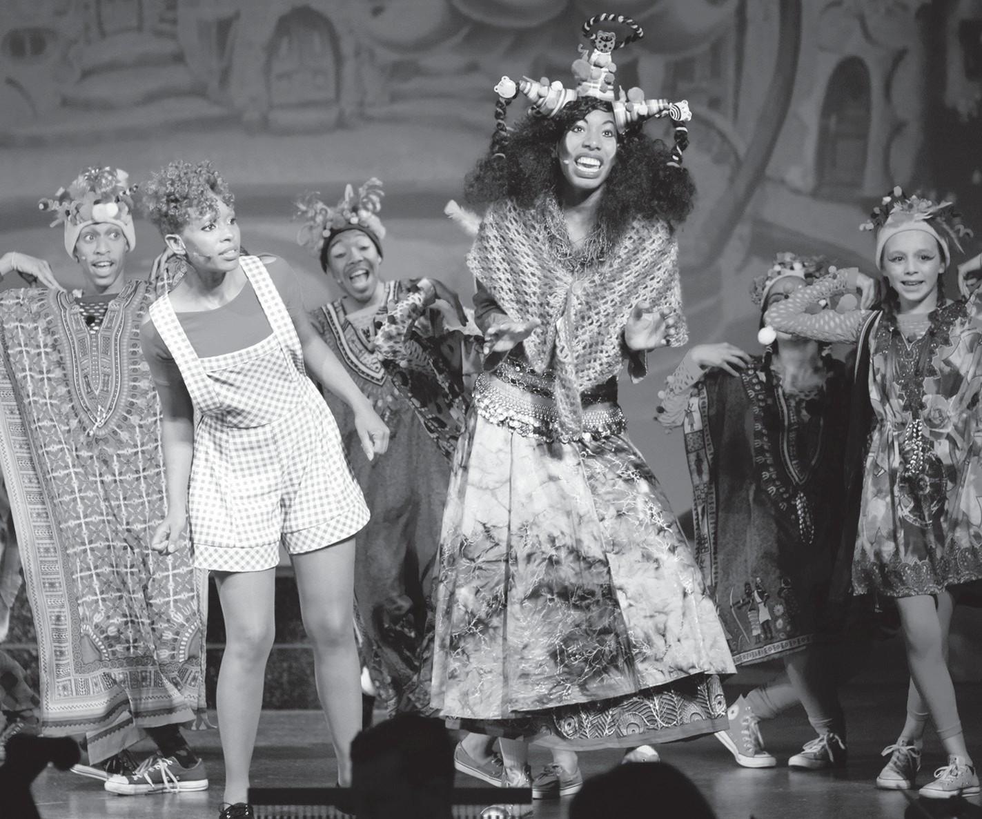 arts cast exudes talent style simi valley acorn