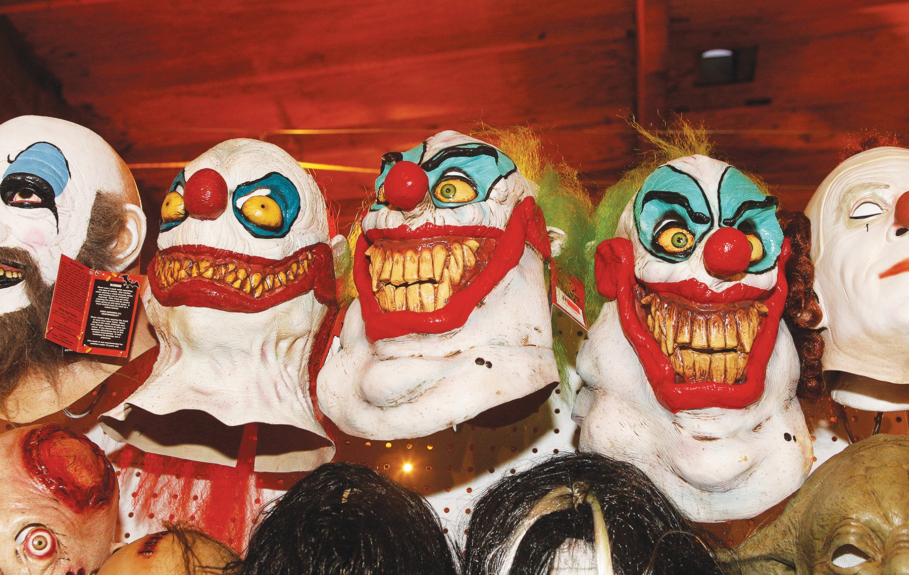 creepy clowns just a fad simi valley acorn